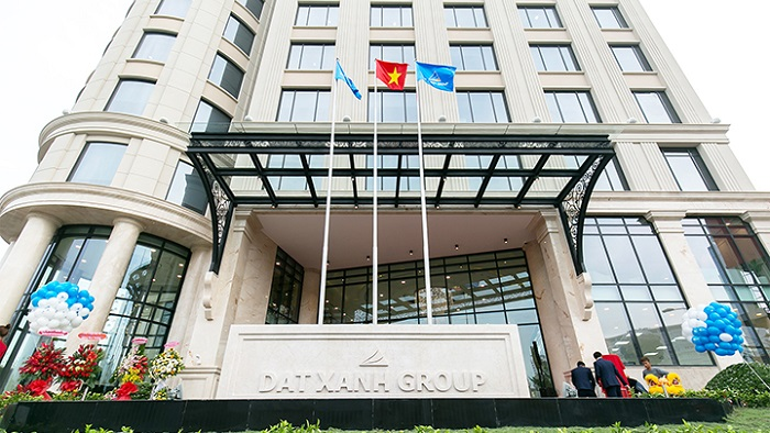 Nhóm quỹ Dragon Capital lại giảm sở hữu tại Đất Xanh (DXG)