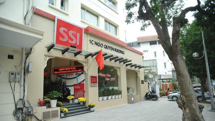 Tự doanh khởi sắc, lợi nhuận riêng SSI tăng đột biến trong quý 1/2021
