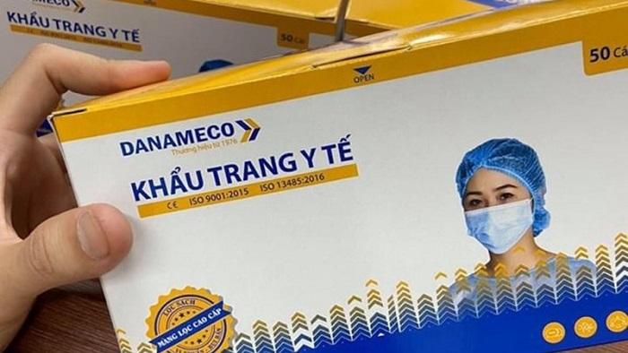 Giá khẩu trang, đồ bảo hộ y tế trở lại bình ổn, Danameco (DNM) thoát lỗ quý 2/2021 trong gang tấc