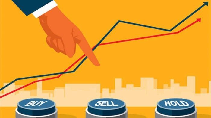 """Thị trường chứng khoán thăng hoa, doanh nghiệp """"ồ ạt"""" bán cổ phiếu quỹ"""