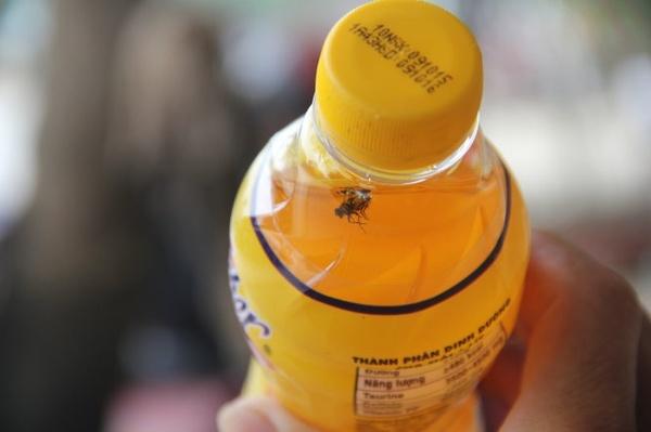 Vụ giăng bẫy bắt ruồi của T.H.P trong chai nước Number One