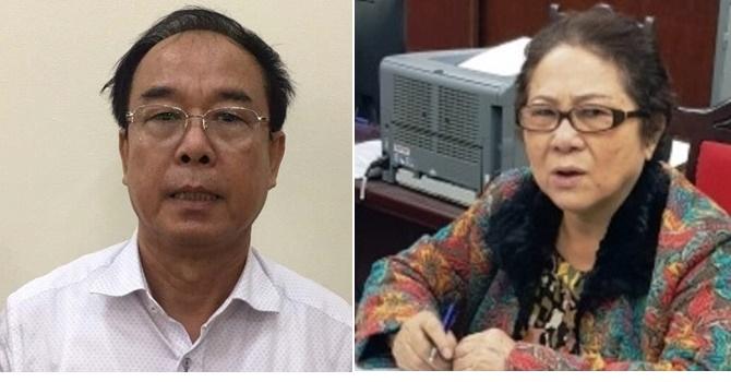 Khởi tố nguyên Phó Chủ tịch TP.HCM Nguyễn Thành Tài