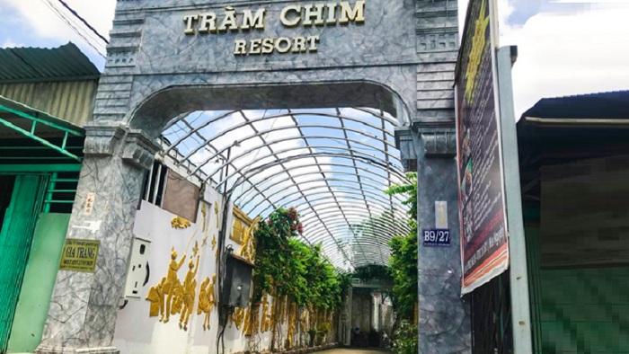 TP.HCM: Tổ chức cưỡng chế Gia Trang quán - Tràm Chim resort từ ngày 11/6