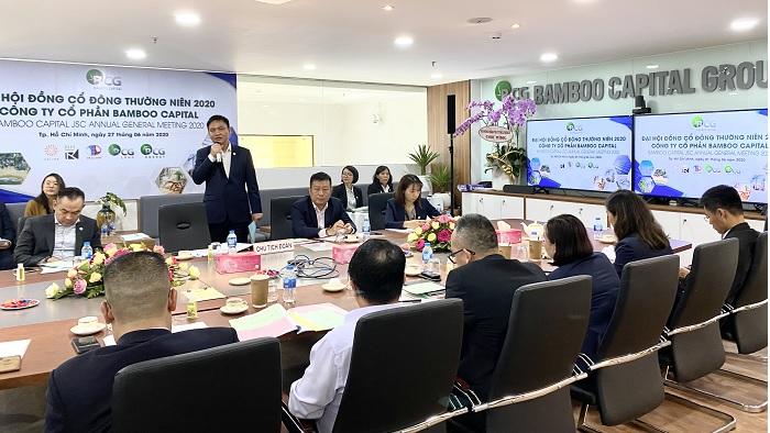 ĐHĐCĐ Bamboo Capital: Năm 2020, mục tiêu lãi tăng lên 184 tỷ, đến 2024 cán mốc 1.200 tỷ