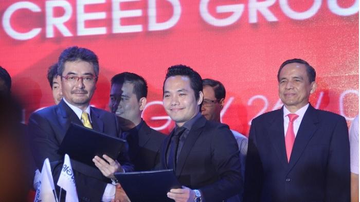 Creed Group tiếp tục thoái vốn tại Bất động sản An Gia