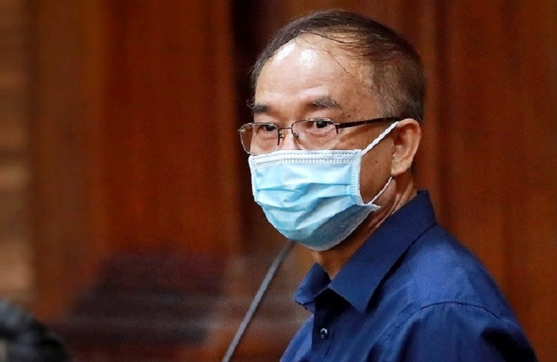 """Ông Nguyễn Thành Tài tiếp tục hầu tòa vụ bị nữ """"đại gia"""" qua mặt dùng """"chiêu"""" hoán đổi nhà đất"""