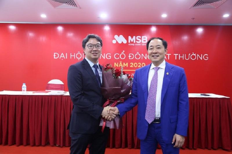 Chủ tịch Trần Anh Tuấn nâng sở hữu tại Ngân hàng MSB