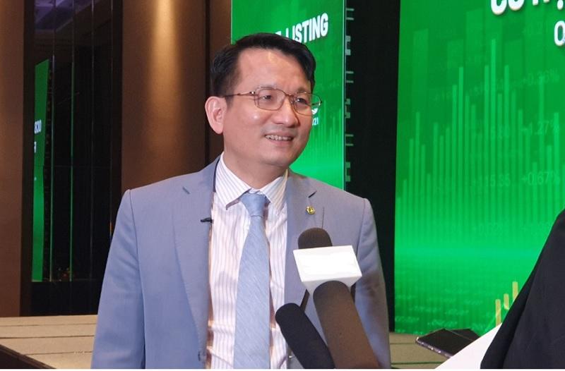 Ông Nguyễn Đình Tùng tiếp tục giữ vị trí Tổng giám đốc OCB