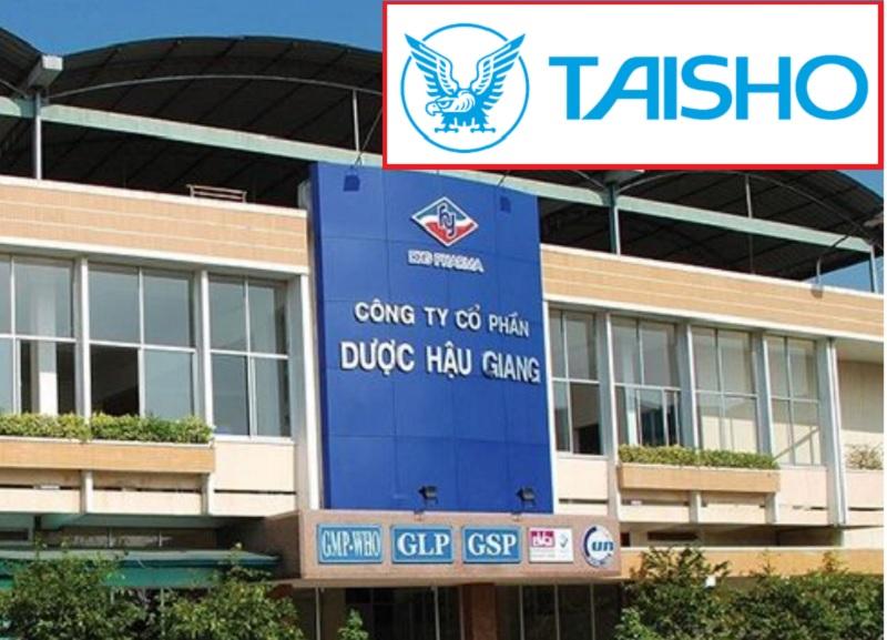Dược Hậu Giang biến động lãnh đạo, chấp thuận giao dịch có thể lên đến hơn 1.000 tỷ  liên quan đến Taisho