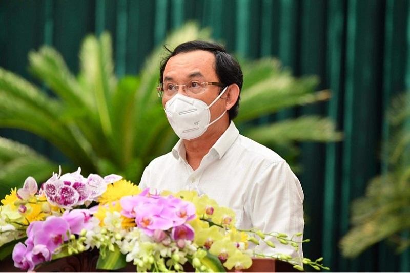 Thủ tướng thống nhất cho TP.HCM giãn cách đến cuối tháng 9