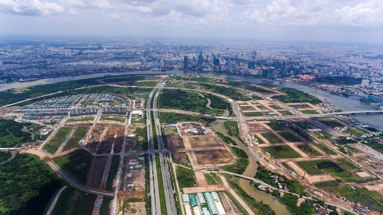 Tái khởi động hàng loạt dự án lớn tại TP.Thủ Đức