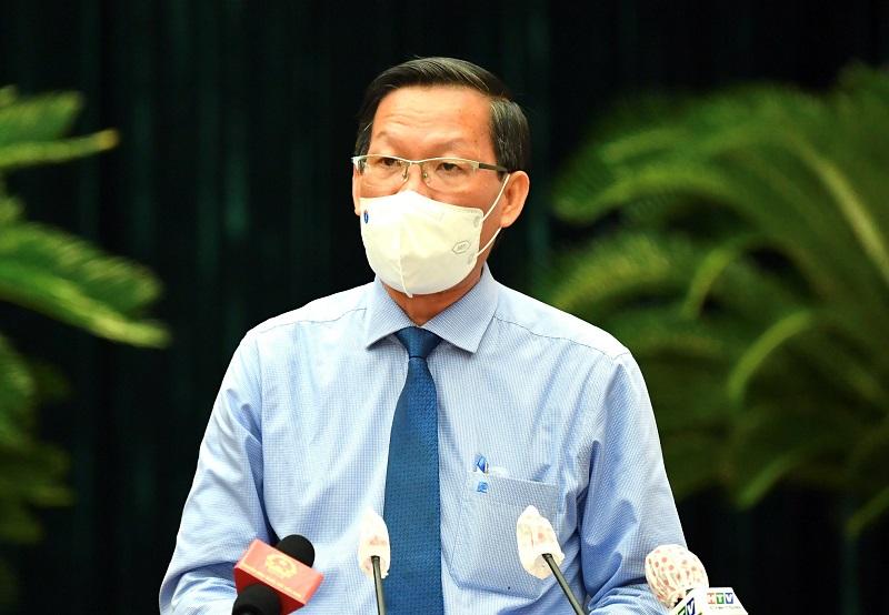 """Vướng một số điều kiện, TP.HCM kiến nghị Thủ tướng áp dụng quy định riêng để """"mở cửa"""""""