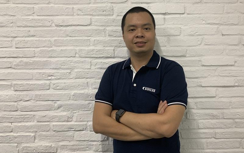 Tổng giám đốc Buhler Việt Nam: Việt Nam là một thị trường rất tiềm năng