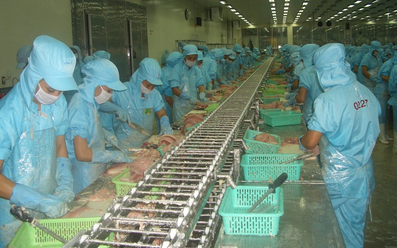 Mỹ và EU mở rộng tiêm vaccine, nhu cầu phục hồi lợi cho thủy sản Việt
