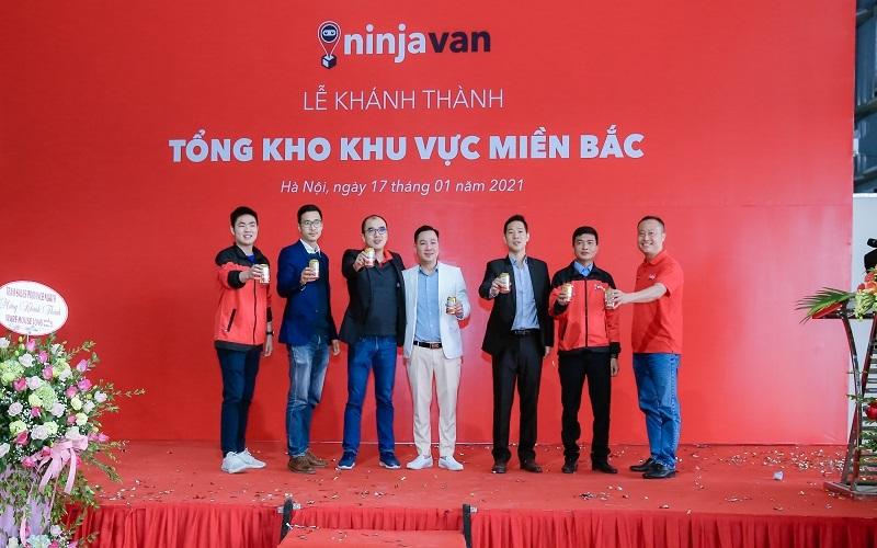 Một hãng bưu chính thương mại điện tử có hoạt động tại Việt Nam vừa gọi vốn thành công 578 triệu USD