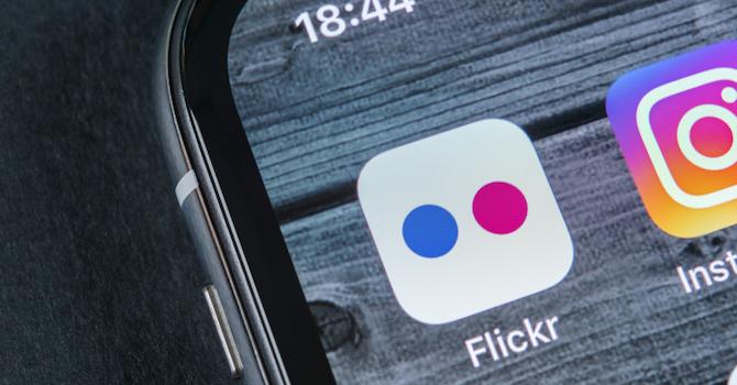 [Ứng dụng cuối tuần] Phải làm gì khi Flickr sắp xoá ảnh của người dùng?