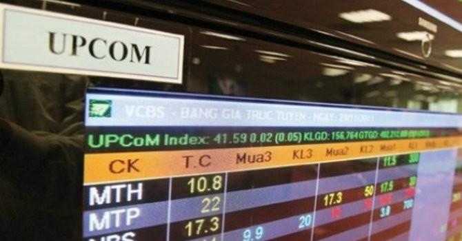 Bộ Tài chính tính mở đường cho cấp margin một số cổ phiếu trên UPCoM