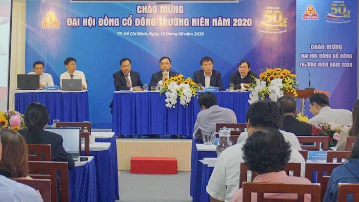 Vissan: Giá heo hơi có thể đến năm 2022 mới ổn định lại