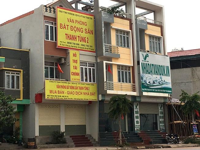 Hoãn lên đặc khu, bất động sản Vân Đồn… bất động