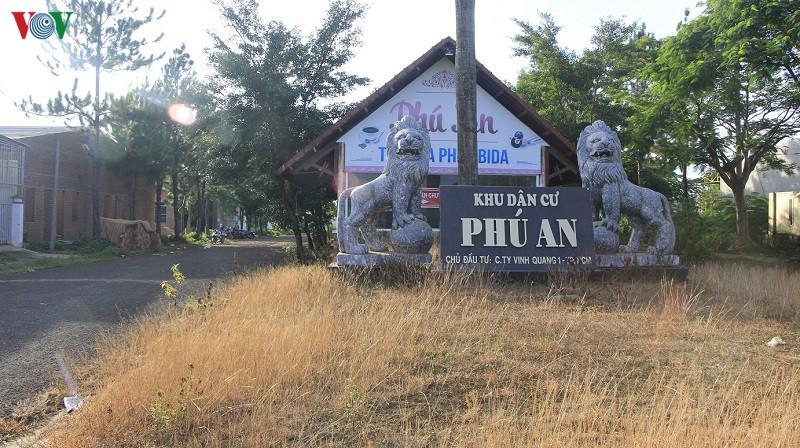 Những dấu hiệu lừa đảo tại Dự án nhà ở Phú An, Pleiku, Gia Lai