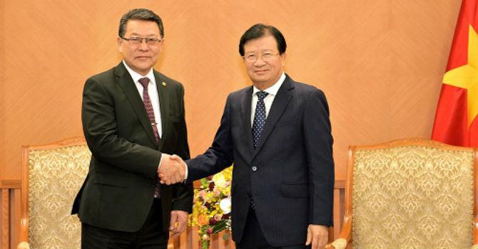 Mông Cổ mong muốn nhập khẩu nông sản Việt Nam