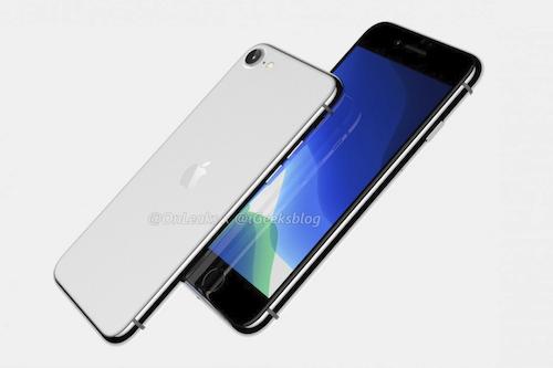 Apple bắt đầu sản xuất thử nghiệm iPhone 9