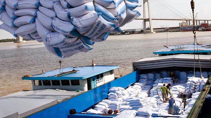 Nếu ngừng xuất khẩu gạo, đại diện lãnh đạo 13 tỉnh ĐBSCL và 20 doanh nghiệp lớn lo vỡ trận