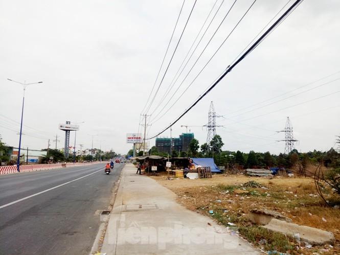 Cận cảnh khu đất khiến lãnh đạo Cty Thiên Phú bị bắt - ảnh 2