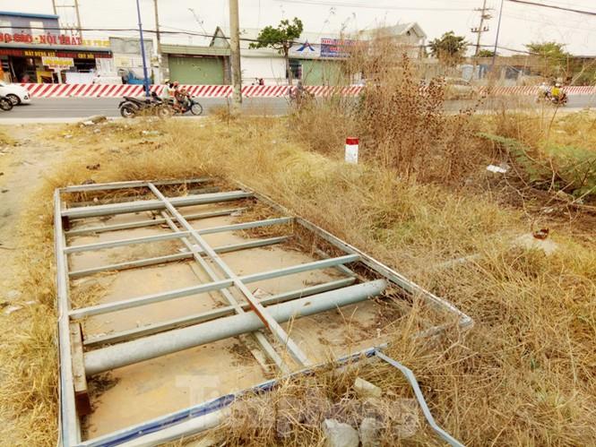 Cận cảnh khu đất khiến lãnh đạo Cty Thiên Phú bị bắt - ảnh 4