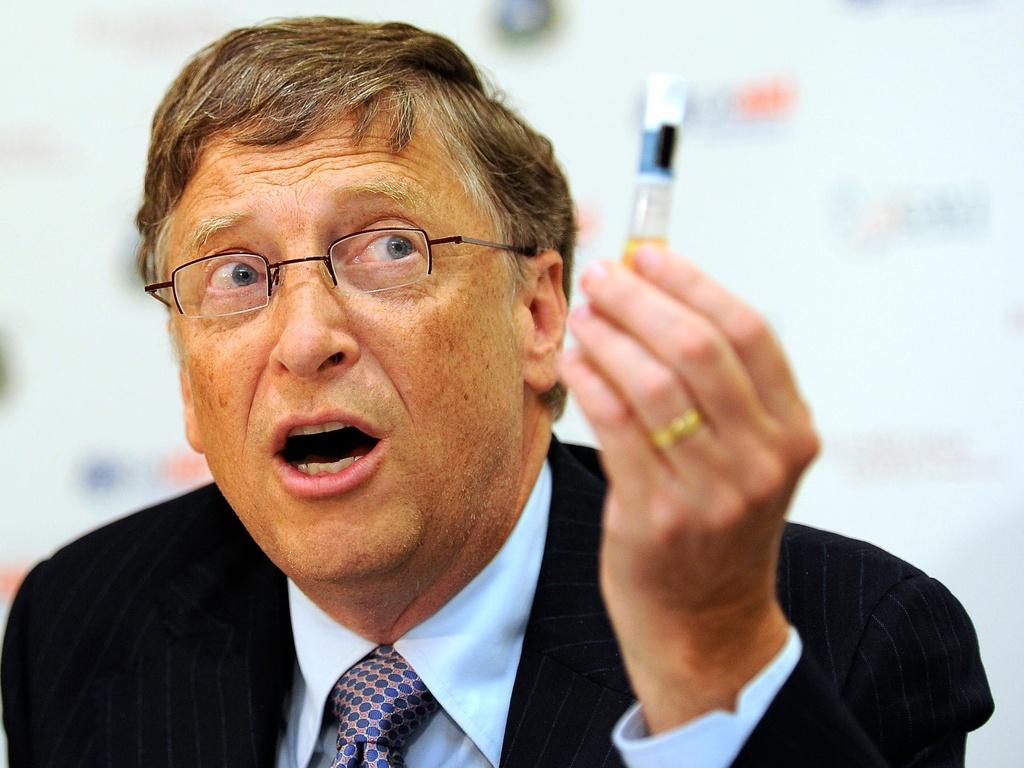Bill Gates: Vaccine chỉ cần hiệu quả 70% là đủ