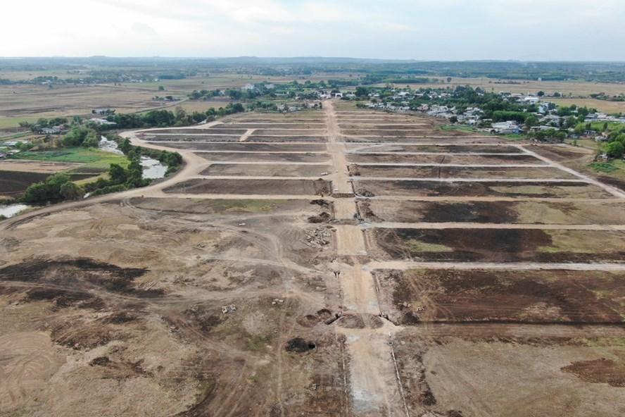 """""""Sập bẫy"""" khi mua đất nền phân lô tự phát"""