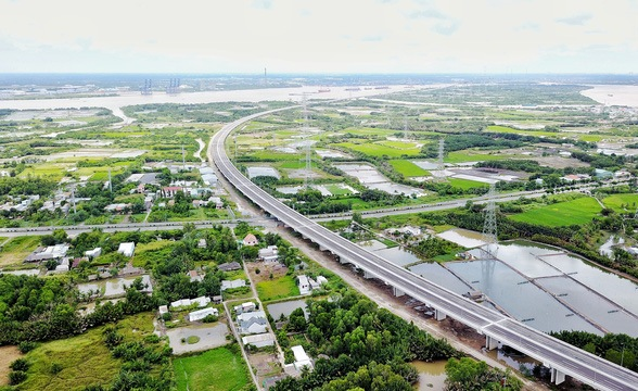 Đầu tư 1.300 tỷ đồng xây dựng hạ tầng Khu công nghiệp Quốc tế Trường Hải tại Long An