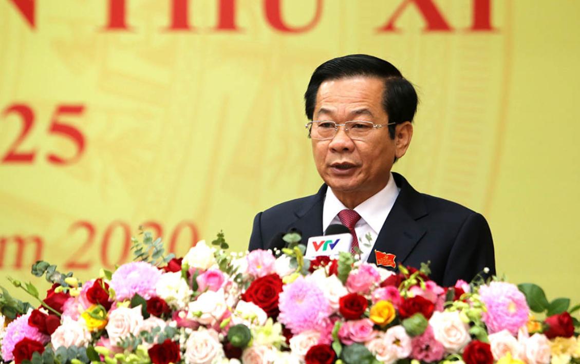 Chủ tịch UBND tỉnh Kiên Giang được bầu giữ chức Bí thư Tỉnh ủy