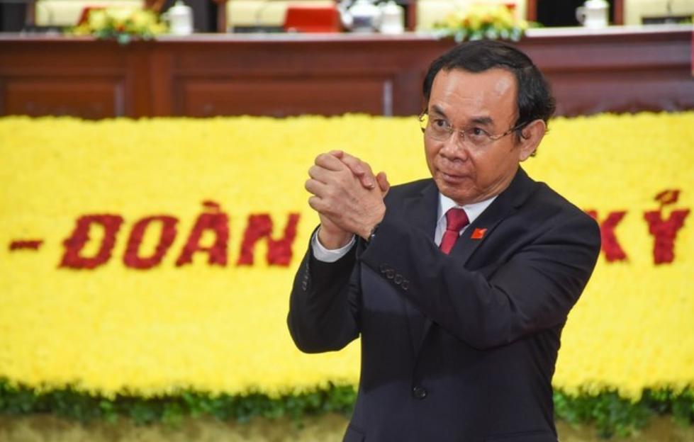 Ông Nguyễn Văn Nên đắc cử Bí thư Thành ủy TP.HCM
