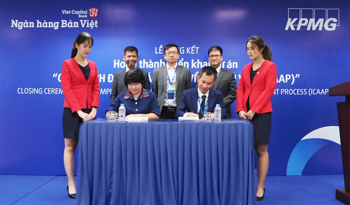 Ngân hàng Bản Việt hoàn thành 3 trụ cột Basel II trước hạn