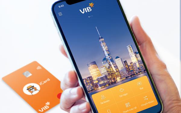 Những dấu ấn của ngân hàng số MyVIB