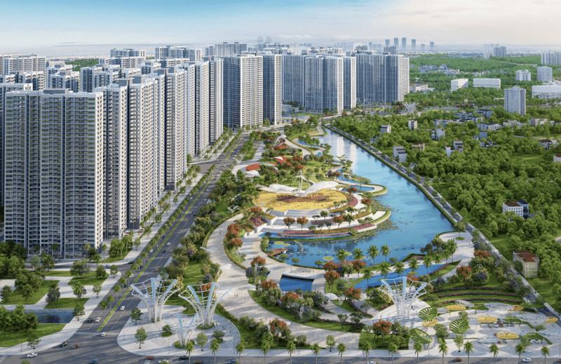 Cen Land (CRE) thành lập Cen Hà Nội chỉ để bán bất động sản Vinhomes