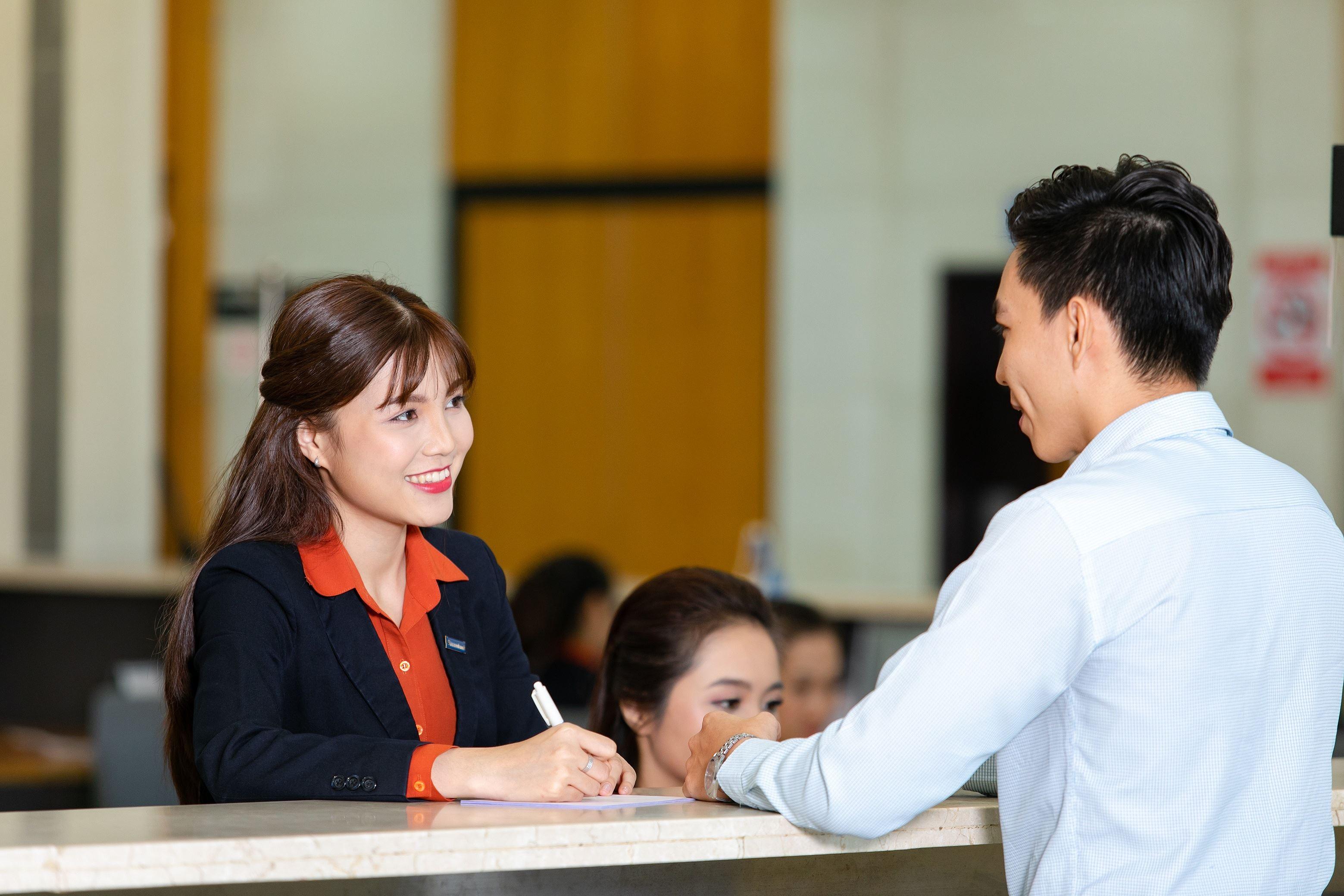 Sacombank là ngân hàng tốt nhất Việt Nam năm 2020