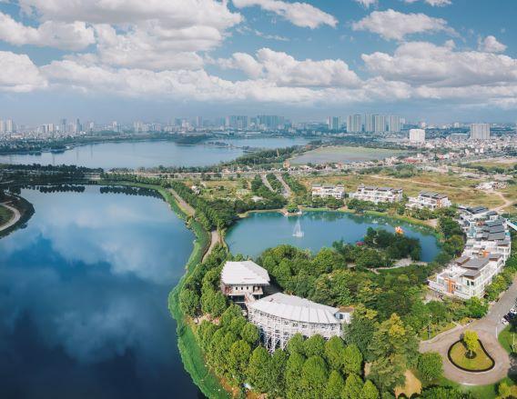 Quận nội thành Hà Nội hút mạnh sóng đầu tư nhờ cải thiện hạ tầng
