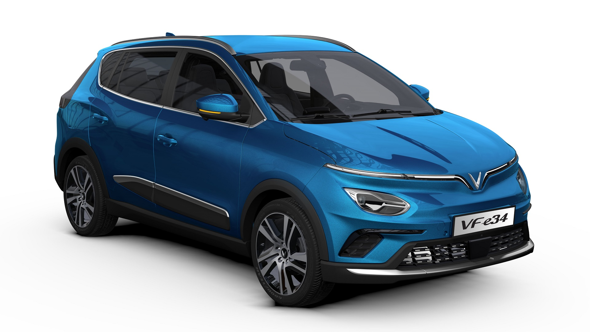 """Loạt công nghệ """"khủng"""" của VinFast VF e34 - mẫu xe điện đang gây sốt thị trường Việt Nam"""