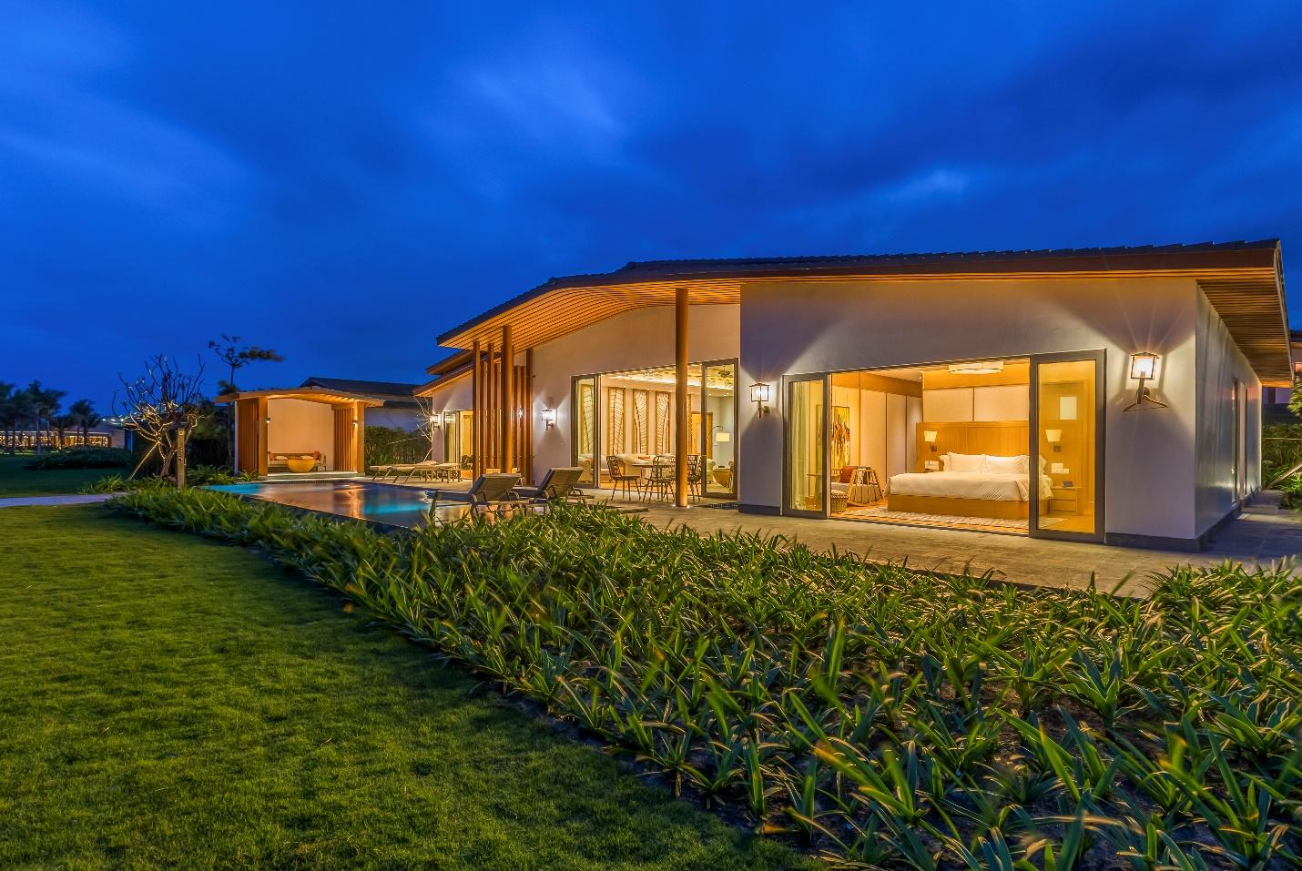 Ocean Luxury Villa by Radisson Blu đột phá với chính sách chia sẻ doanh thu
