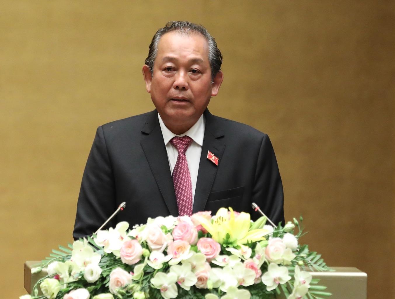 Phó Thủ tướng Thường trực Trương Hòa Bình: NMNĐ Thái Bình 2 hoạt động vào năm