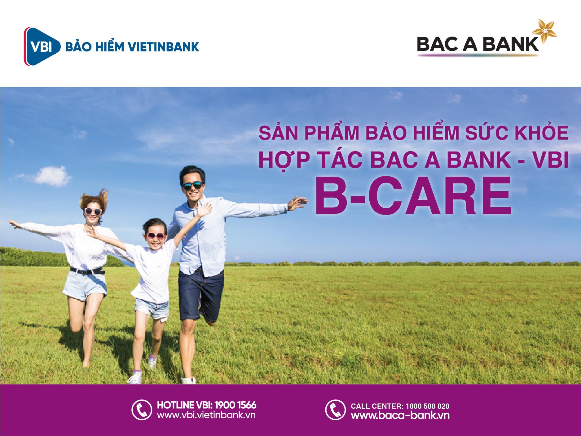 BAC A BANK và VBI chính thức hợp tác phân phối bảo hiểm phi nhân thọ