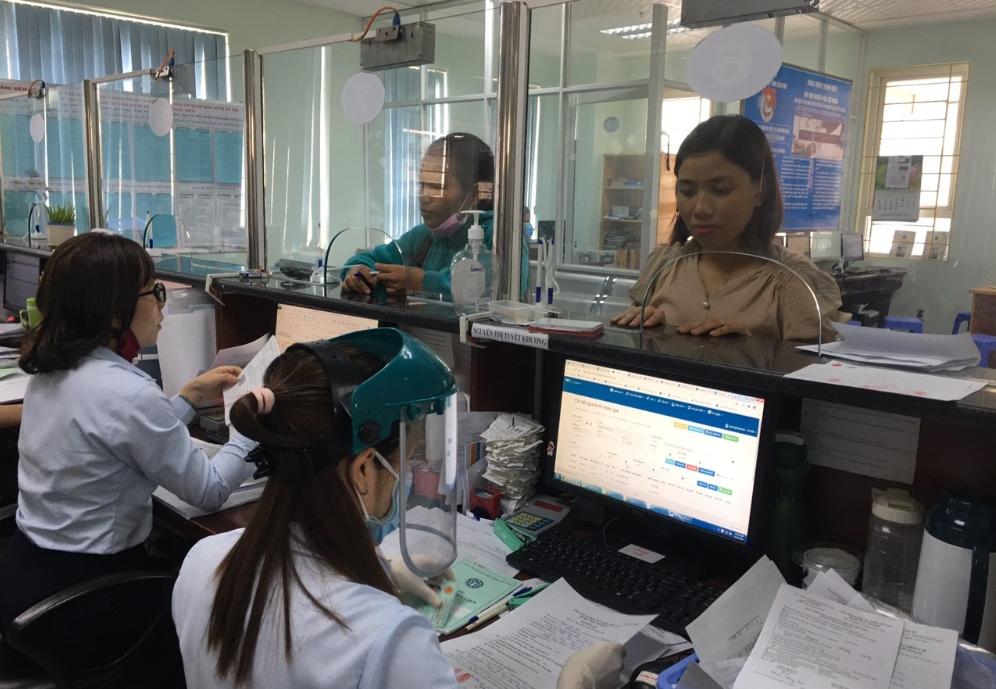 Phát hiện tình trạng các cơ sở khám chữa bệnh có dấu hiệu trục lợi BHXH