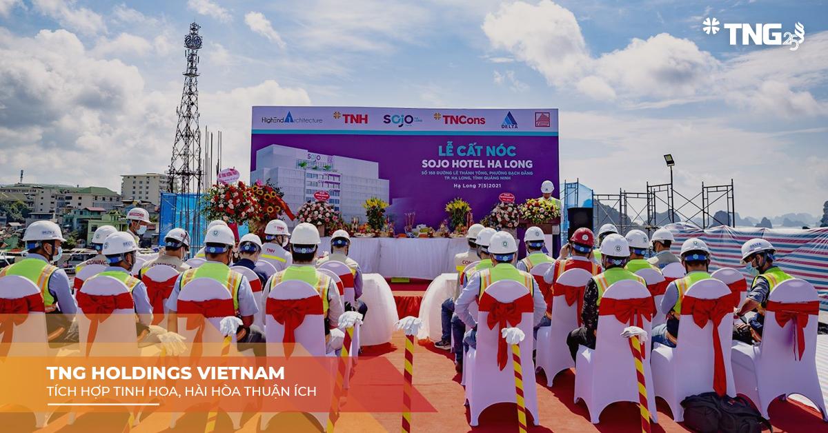 TNG Holdings Vietnam quyết tâm thực hiện mục tiêu kép