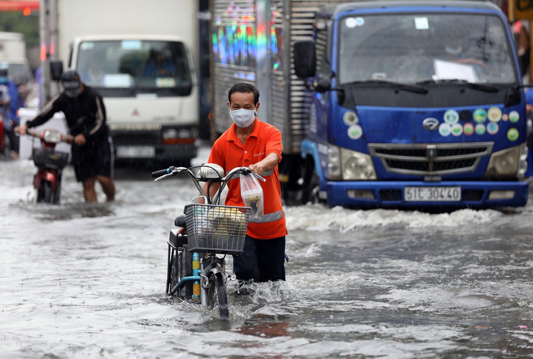 Sau bão số 2, nhiều tỉnh Bắc Bộ và Bắc Trung Bộ có mưa to đến rất to