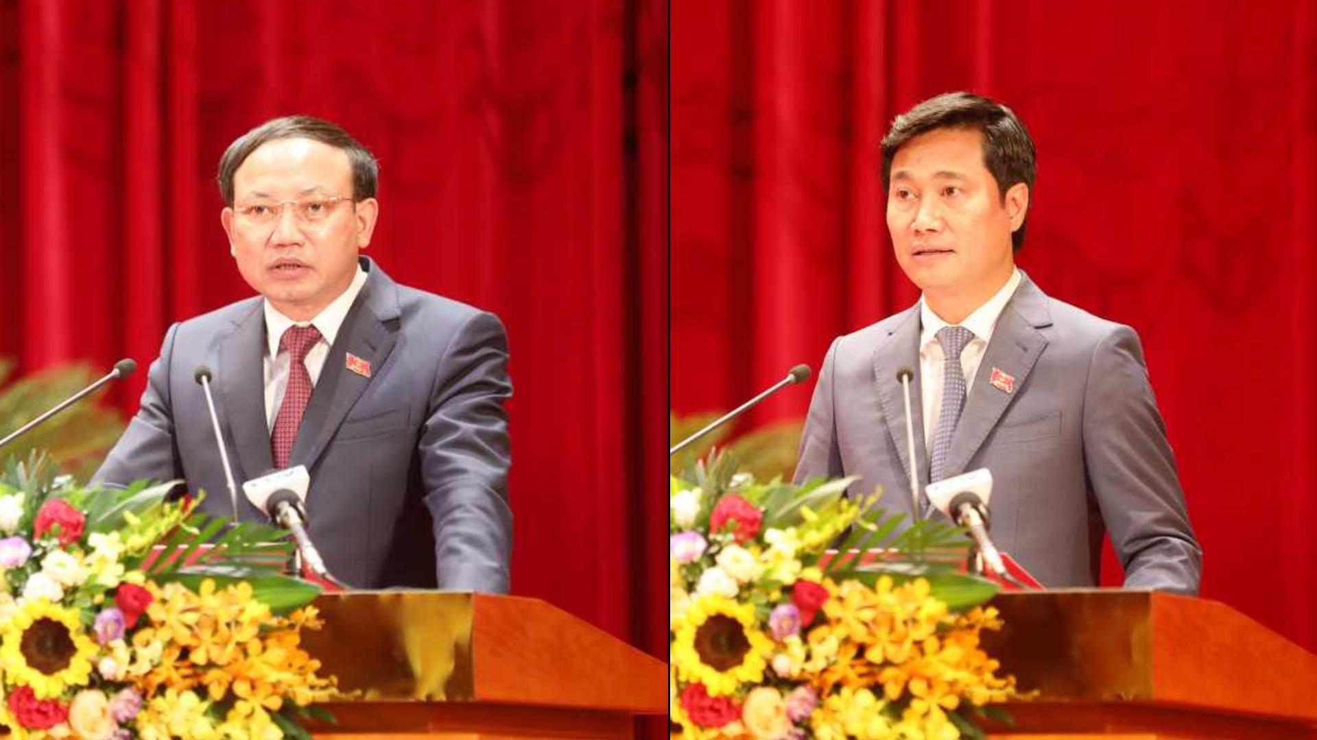 Chủ tịch HĐND tỉnh và Chủ tịch UBND tỉnh Quảng Ninh tái cử