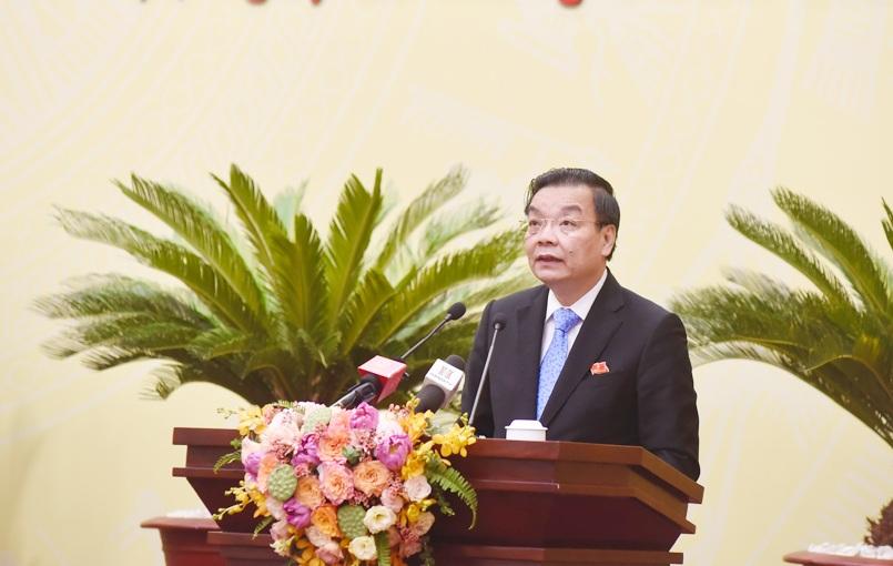 Thủ tướng phê chuẩn chức danh các lãnh đạo chủ chốt UBND TP. Hà Nội