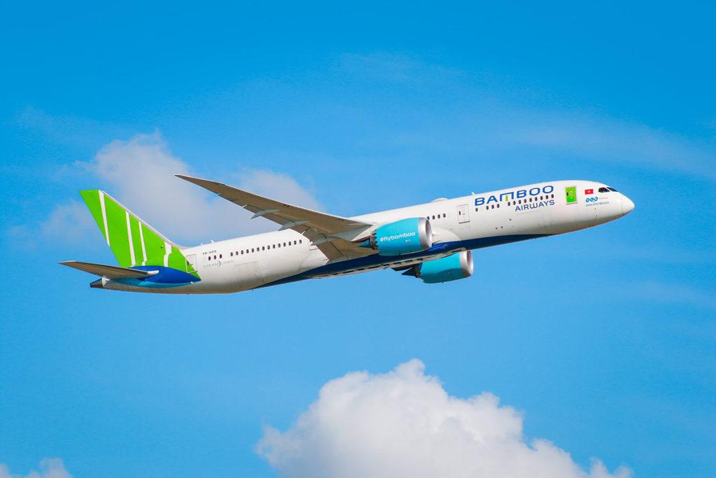 Đại sứ quán Việt Nam đề nghị Mỹ sớm hỗ trợ Bamboo Airways thực hiện chuyến bay thẳng