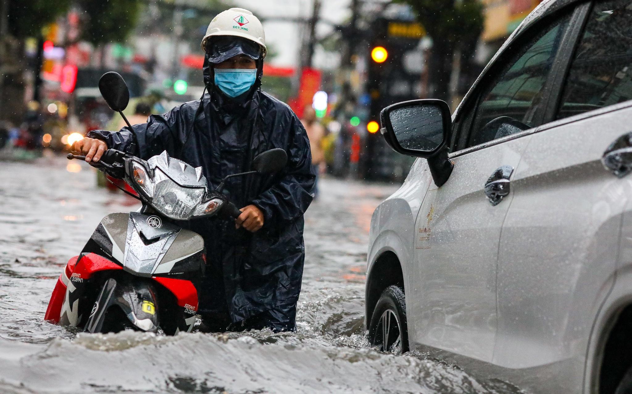 Đợt mưa dông lớn sắp diễn ra ở Bắc Bộ